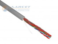 UTP 10PR LAN CABLE LANSET 24AWG CAT 5e INDOOR (катушка 305м)