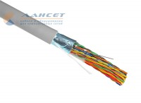 FTP 25PR LAN CABLE LANSET 24AWG CAT 5e INDOOR (катушка 305м)