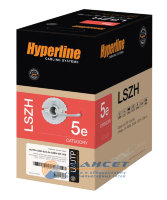 Hyperline UUTP4-C5E-S24-IN-LSZH-GY-305