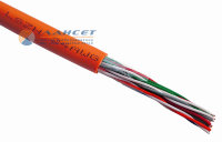 UTP 10PR LAN CABLE LANSET (LSZH)  24AWG CAT 5e INDOOR (катушка 305м)