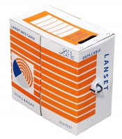 FTP4 LANSET 24AWG Cat 5е OUTDOOR, кор 305м