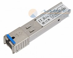 Модуль SFP IT.Rex 1.25Gb/s, 3км, TX1310нм, RX1550нм, SC, DDM