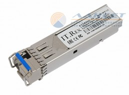Модуль SFP IT.Rex FT5420D-35, 1.25Gb/s, 20км, TX1310нм, RX1550нм, LC, DDM